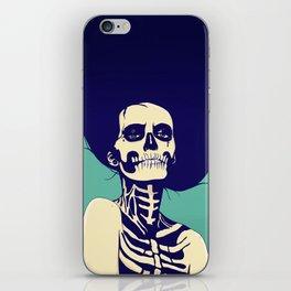 Día de las Muertas iPhone Skin