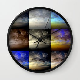 Under the same Sky. Wall Clock