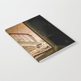 Lost Places Notebook