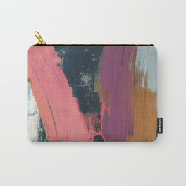Anywhere: a bold, colorful abstract piece Carry-All Pouch