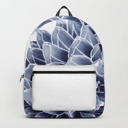 Succulent splendour - chambray Backpack