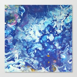 Water element Canvas Print