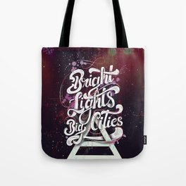Bright Lights | 30 Seconds To Mars Tote Bag