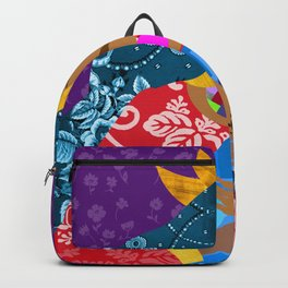Virgin Mary and Child Backpack