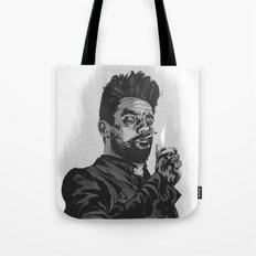 Jesse Custer Preacher Tote Bag