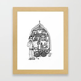 Chai Framed Art Print