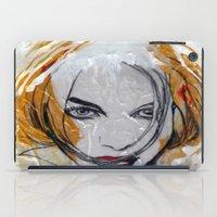 blondie iPad Cases featuring Blondie by Capracotta Art