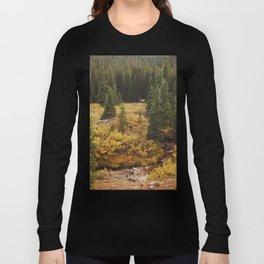 Rocky Mountain Creek Elk Long Sleeve T-shirt