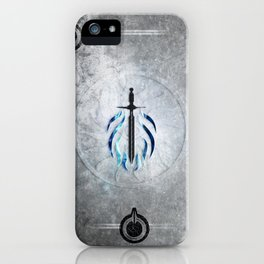 Dragon Age Templar iPhone Case