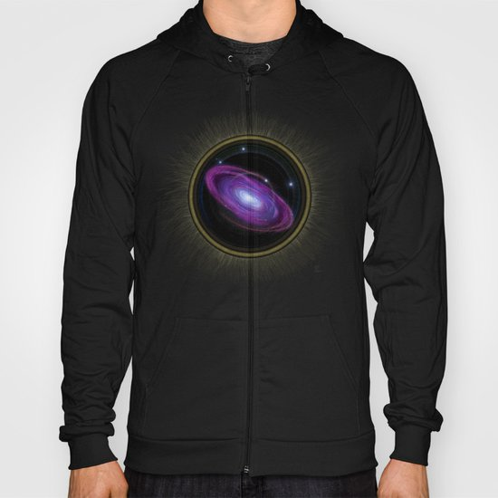 Space Travel - Painting Hoody