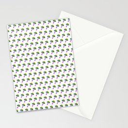 Alien Invaders Stationery Cards
