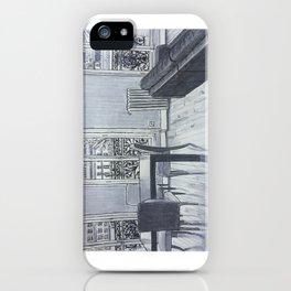 Parisian apartment iPhone Case