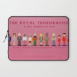 The Royal Pixelbaums Laptop Sleeve