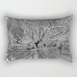 Lowcountry Snow Rectangular Pillow