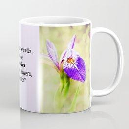 Iris (2) Coffee Mug
