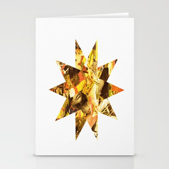 Star Stationery Cards