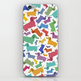 Hotdog Party iPhone Skin