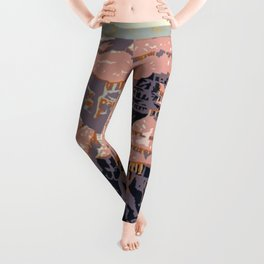 Grand Canyon Vintage Leggings