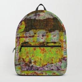 Vintage Lime Backpack