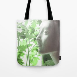 White-faced Beauty Tote Bag
