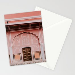 Travel Print Morocco - Coral Living Door Stationery Cards