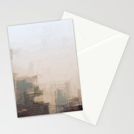 London Abstract Stationery Cards