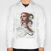 eternal sunshine of the spotless mind Hoodies featuring Eternal Sunshine by Laura O'Connor