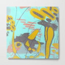 Abstract Art 1 Metal Print