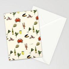 Summer kitchen Stationery Cards