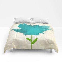 Blue Violet Comforters