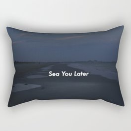 Sea You Later Rectangular Pillow