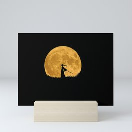 samurai Mini Art Print
