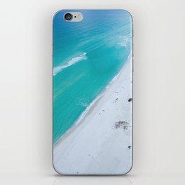 Ocean road paradise iPhone Skin