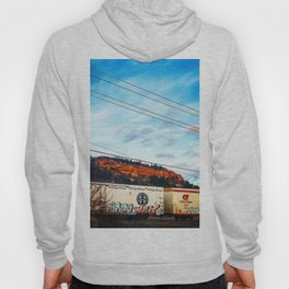 Graffiti and Lines Hoody