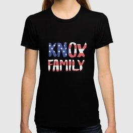 Knox Family T-shirt