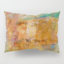 Procession on the River Pillow Sham