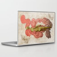 meat Laptop & iPad Skins featuring Dead meat by Nico Abisal