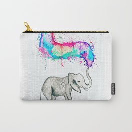 Spray of colour! Carry-All Pouch
