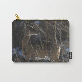 Whitetail Deer Carry-All Pouch