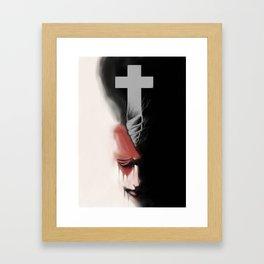 Indoctrination  Framed Art Print