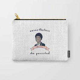 Nevertheless, Ilhan Omar Persisted Carry-All Pouch