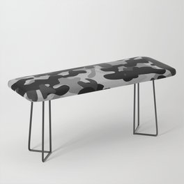 Camouflage (Gray) Bench
