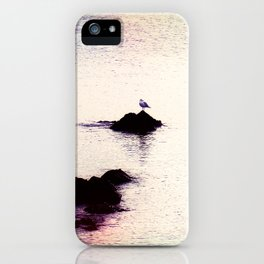 Time To Reflect iPhone Case