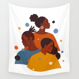Black Lives Matter Wall Tapestry