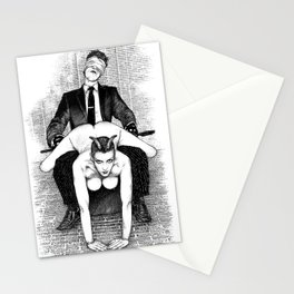 asc 642 - L'après-midi d'un faune (The perfomers III) Stationery Cards