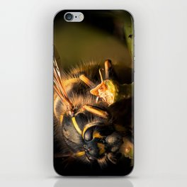 The Workaholic  iPhone Skin
