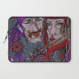 Underwater You and Me  Laptop Sleeve
