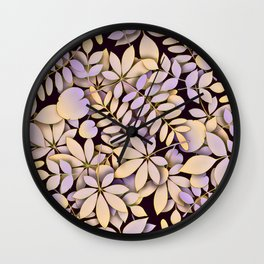 Spring Fresh Wall Clock