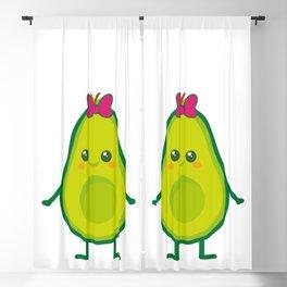 Avocado Women Blackout Curtain