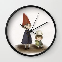 Wirt and Greg  Wall Clock